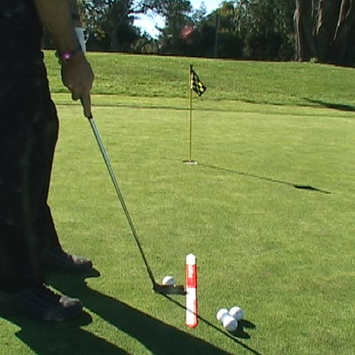 The InsideMove improves your putting
